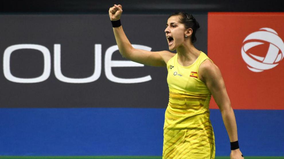 Carolina Marin, a por el Campeonato de Europa