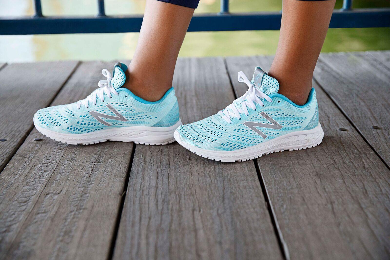 Las nuevas zapatillas rápidas New Balance Vazee Breathe V2