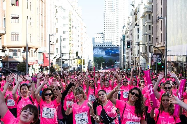 Consejos prácticos para la Carrera de la Mujer de Madrid