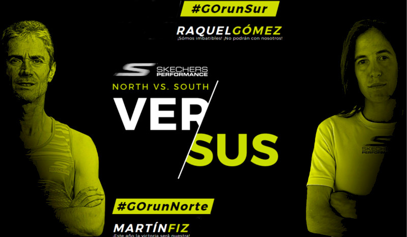 Únete a Sport Life en el reto Skechers Performance Norte Sur