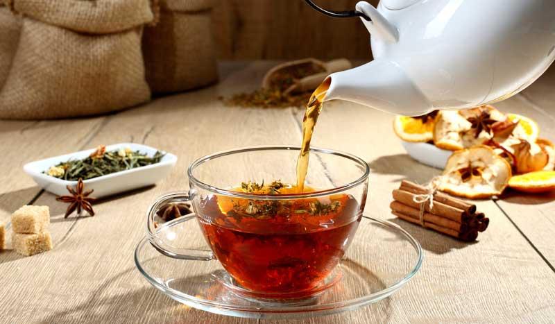 Un té y una infusión para cada entrenamiento... ¡Y una temperatura!