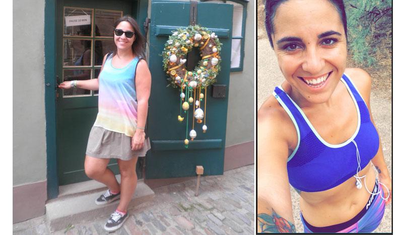 """Club Pérdida de Peso: Elena Sanz: """"soy una nueva persona y sé cuidar mi cuerpo y disfrutar del deporte"""""""