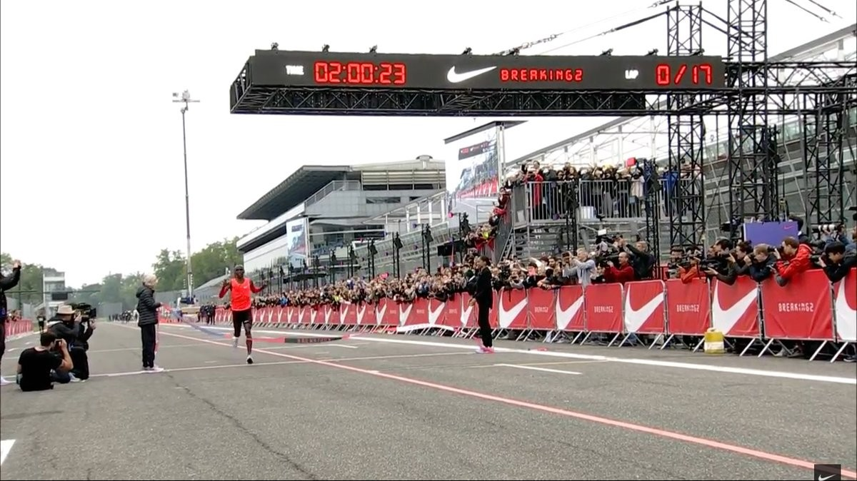 ¿Ha faltado Nike el respeto a la historia del maratón?