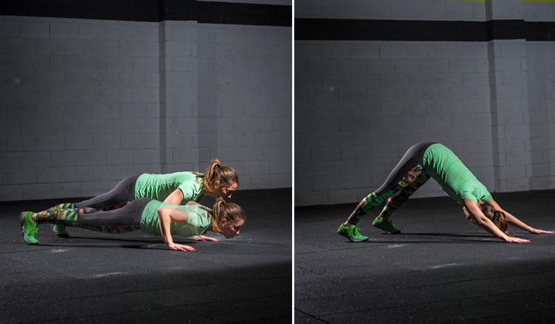 ¡Dale la vuelta a tu entrenamiento con el reto fitness de mayo!
