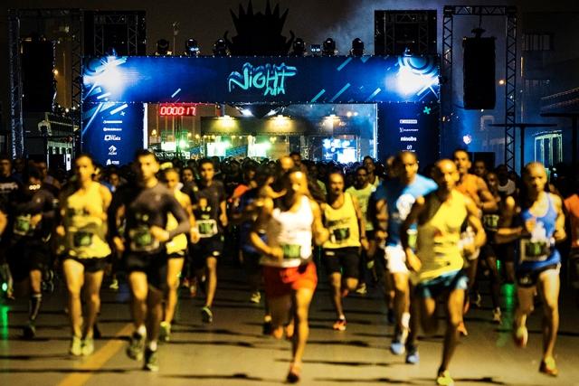 Llega a España el circuito de carreras nocturnas Night Run