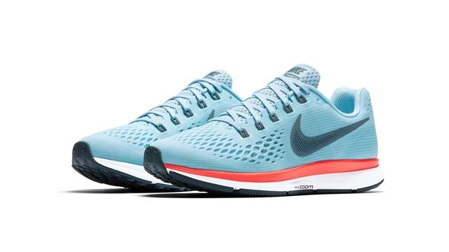 Las nuevas Nike Air Zoom Pegasus 34