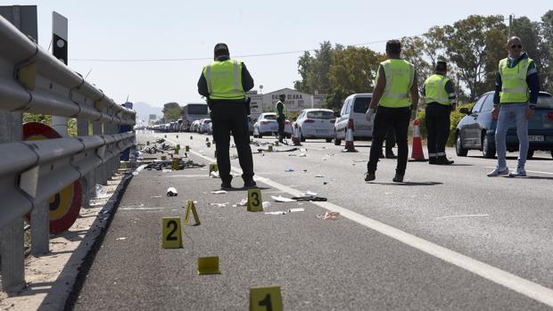 Otra conductora borracha atropella 6 ciclistas en Tarragona