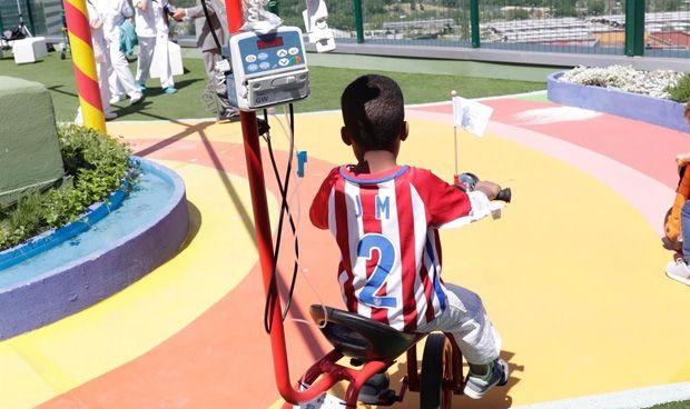 La maravillosa idea del triciclo portasueros