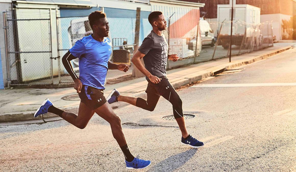 La equipación para corredores de Under Armour este verano