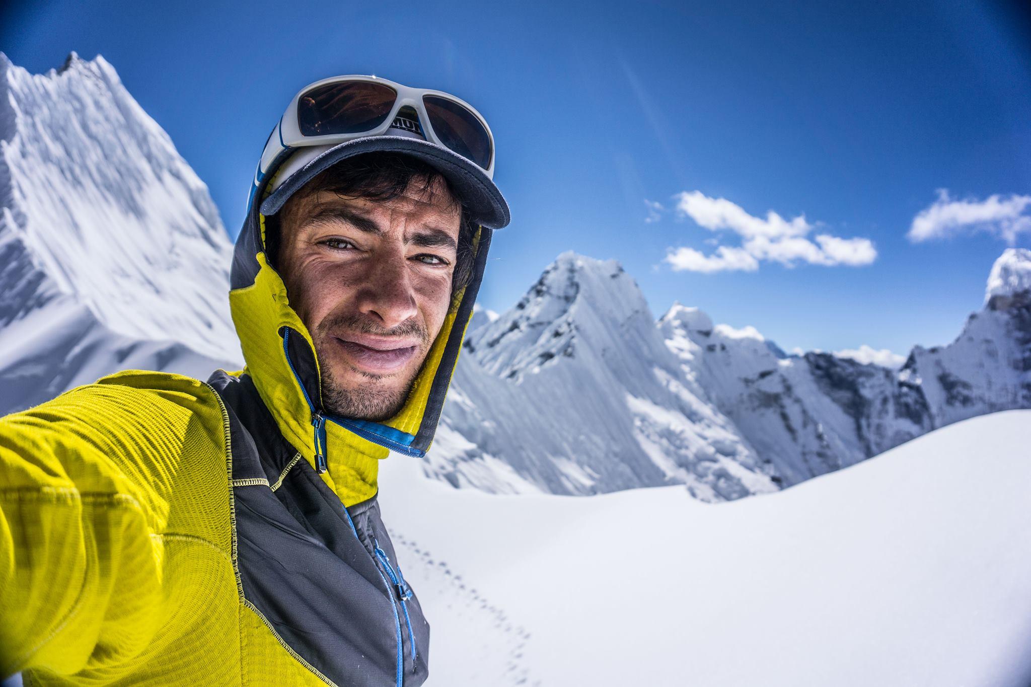 KIlian Jornet conquista el Everest por segunda vez una semana de nuevo sin oxígeno, ni sherpas ni cuerdas fijas