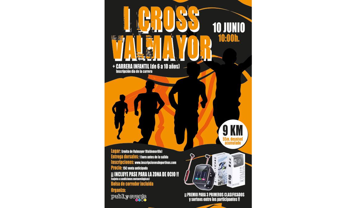 I Cross Valmayor