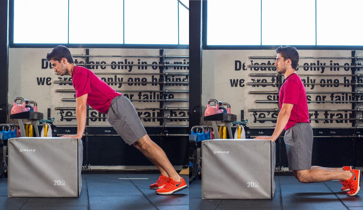 Sentadilla sissy, el ejercicio que necesitan tus piernas