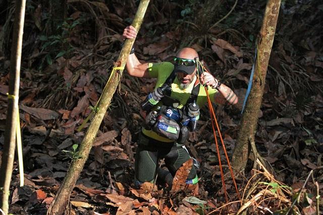 La carrera a través del Amazonas