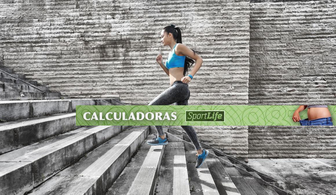 ¿Cuántas calorías necesito al día? ¿Cuál es mi IMC? ¿Y la frecuencia cardiaca mínima y máxima para mi deporte?