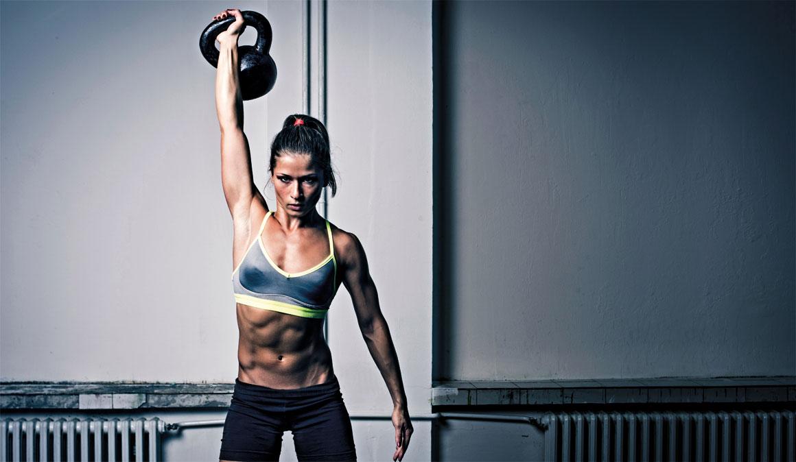 5 ejercicios antigrasa con el número de junio de Sport Life