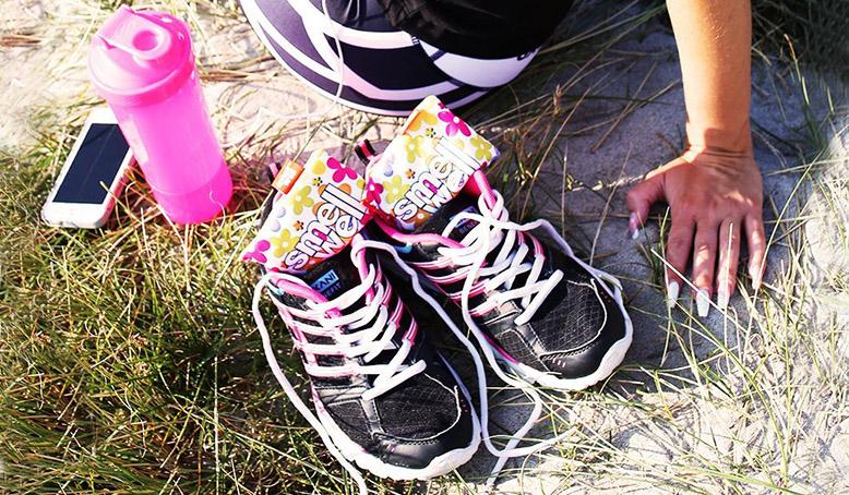 ¿Pagarías 2,50 € al mes para quitar el mal olor de tu calzado deportivo?