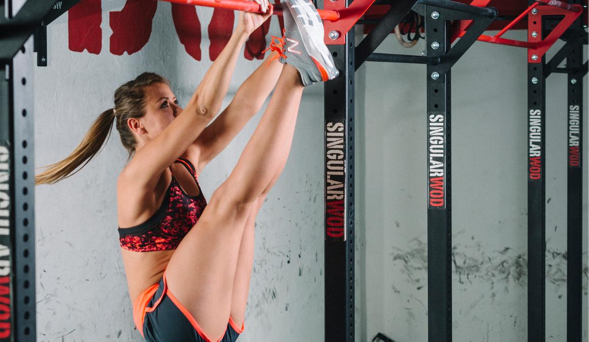 Técnica básica de CrossFit: los ejercicios previos al toes to bar