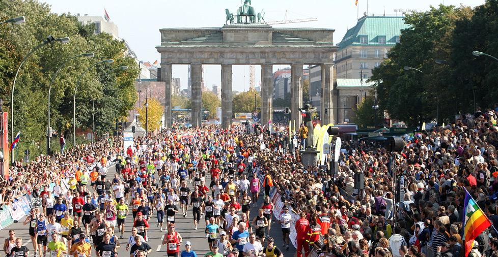 Ultimas plazas para el maratón de Berlín