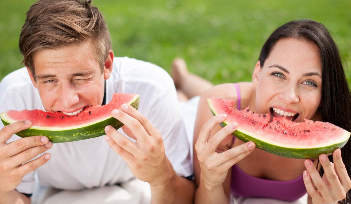 12 alimentos para sobrevivir al calor
