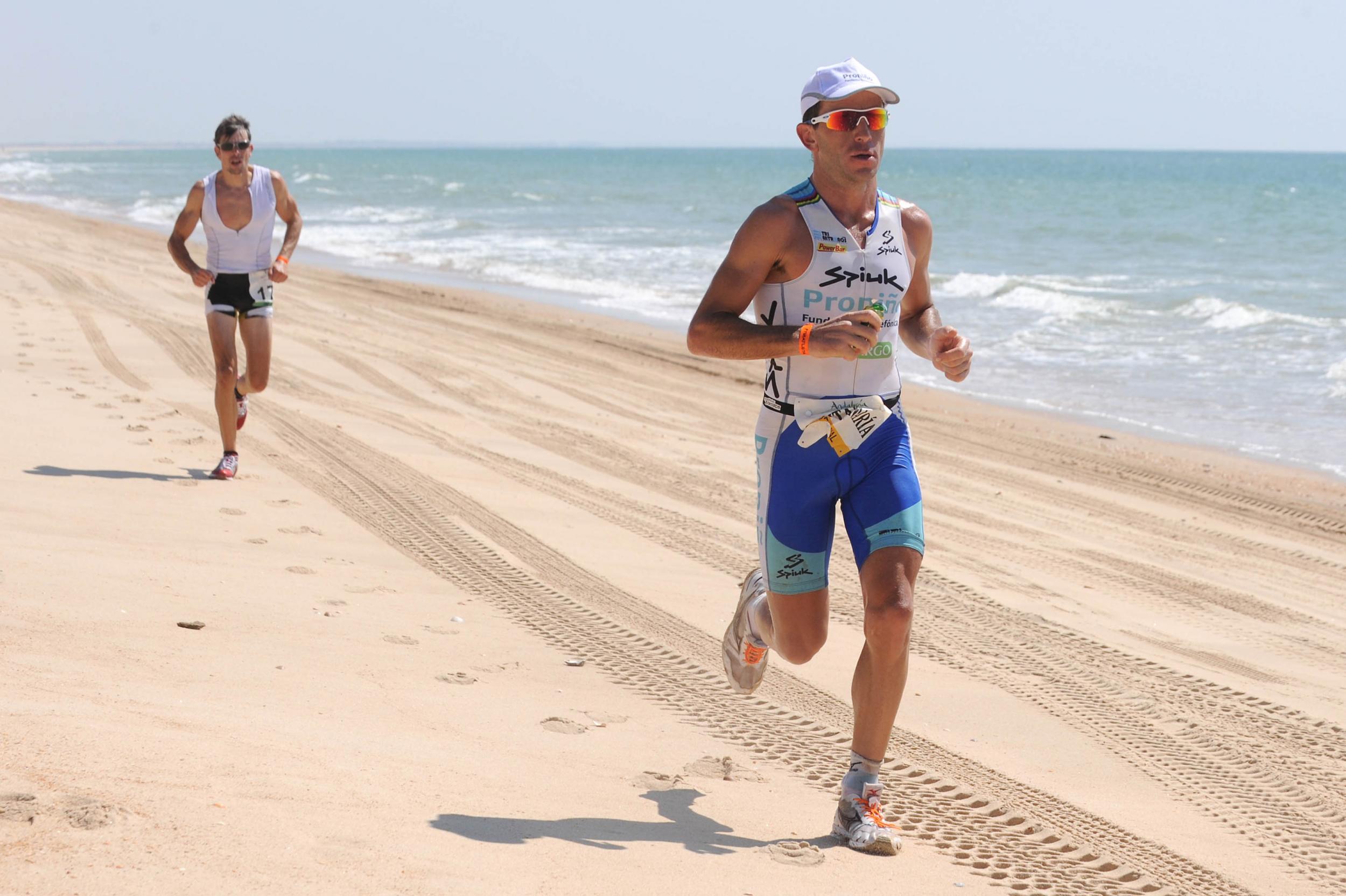 El triatlón de Doñana