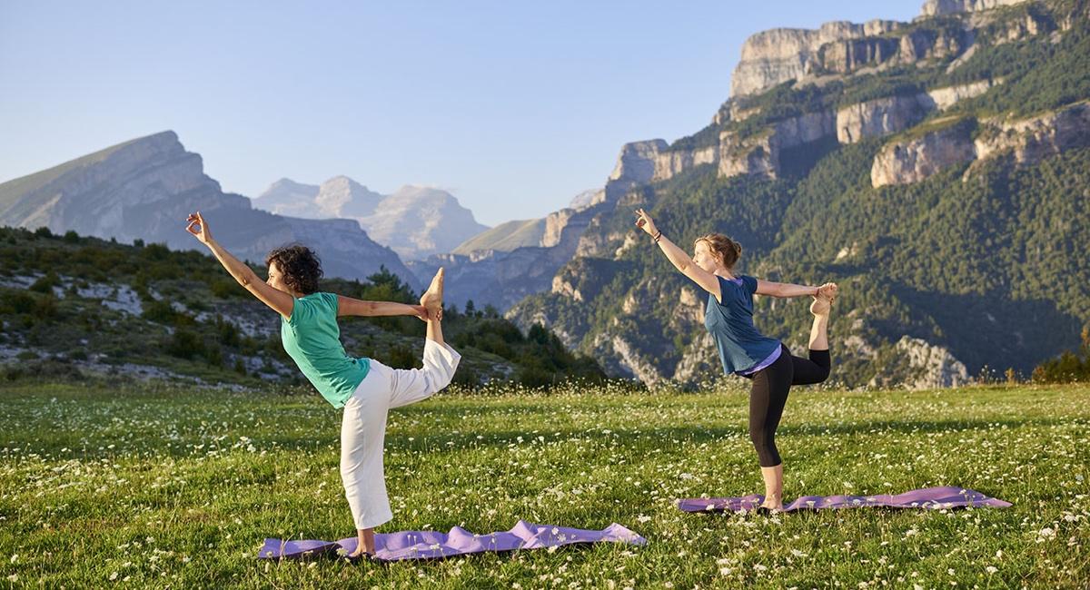 Yoga, arte y naturaleza
