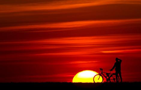 Un ciclista muerto por un golpe de calor en la provincia de Barcelona