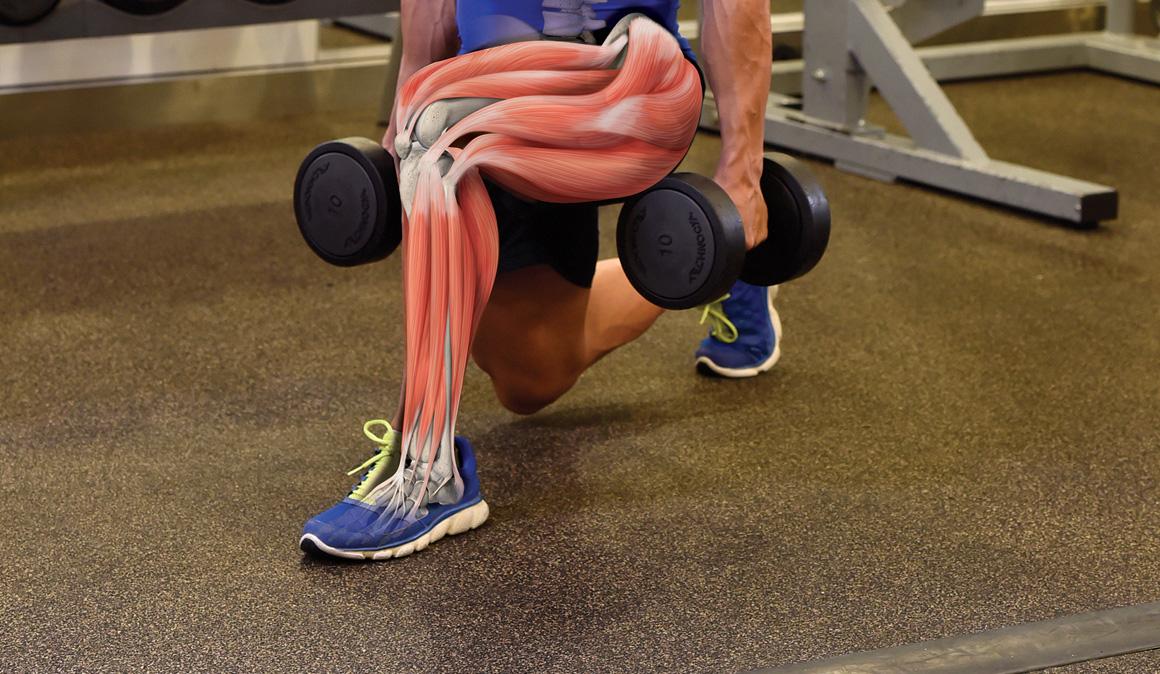 Entrena y potencia piernas: los mejores ejercicios para trabajarlas