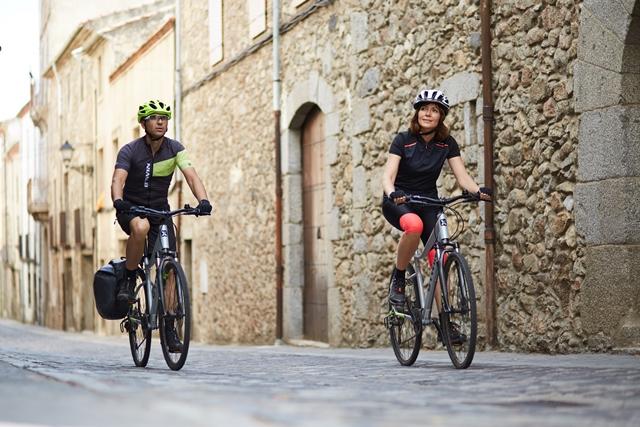 La bici de Decathlon para el Camino de Santiago