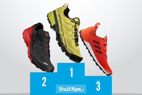 La Sportiva mejor zapatilla de trail running