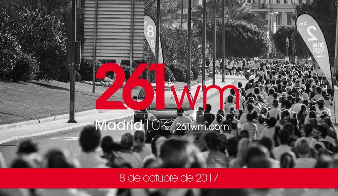 ¡Apúntate a la 10 km de 261 Women´s Marathon por solo 10 euros!