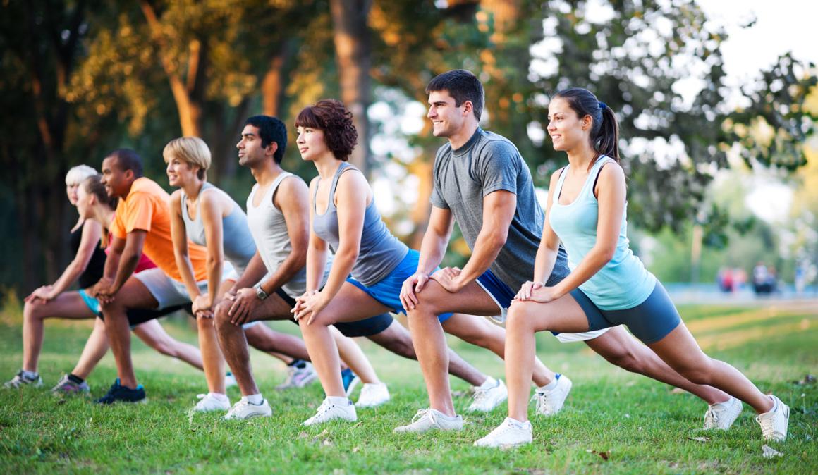 Posturas de yoga para recuperarte después de correr