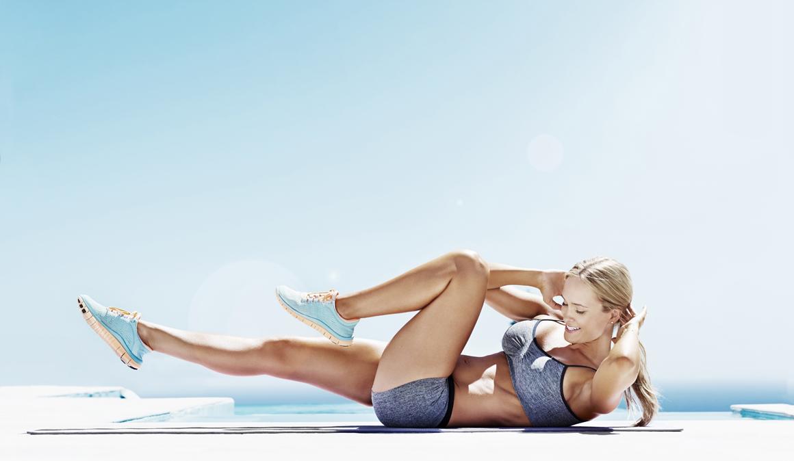 Core, ejercicios un poco más intensos para fortalecer todavía más tu abdomen