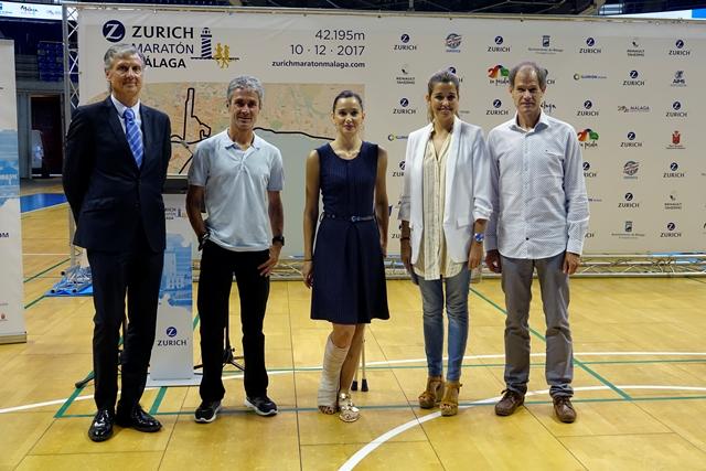 Así es el nuevo Zurich Maratón de Málaga
