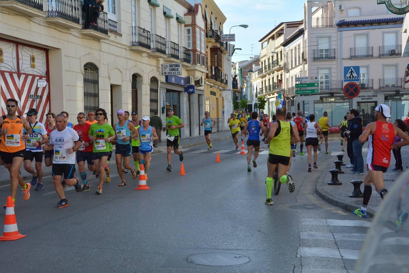 El nuevo recorrido del Zurich Maratón de Málaga