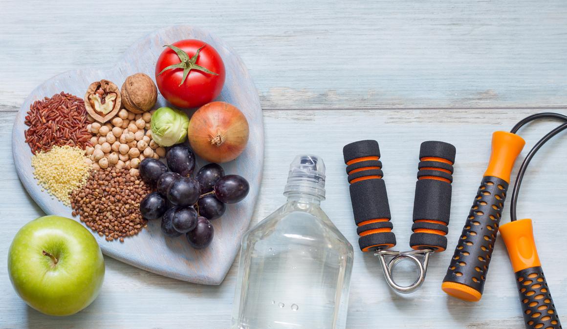 Nutrición eficiente para los amantes de la fuerza, así debes organizarla