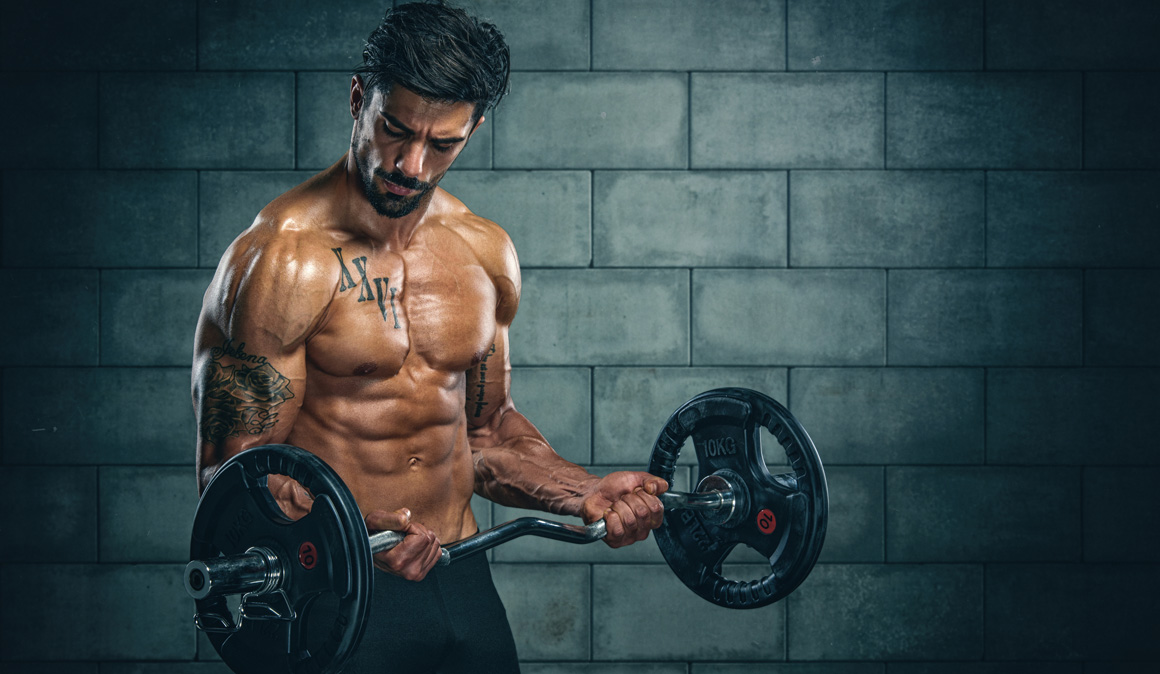 Las 10 leyes del músculo atlético con el nuevo Sport Life de julio
