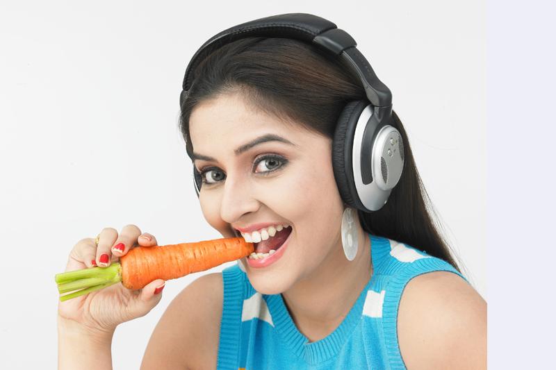 Nutrición deportiva: betacarotenos, la vitamina A vegetal