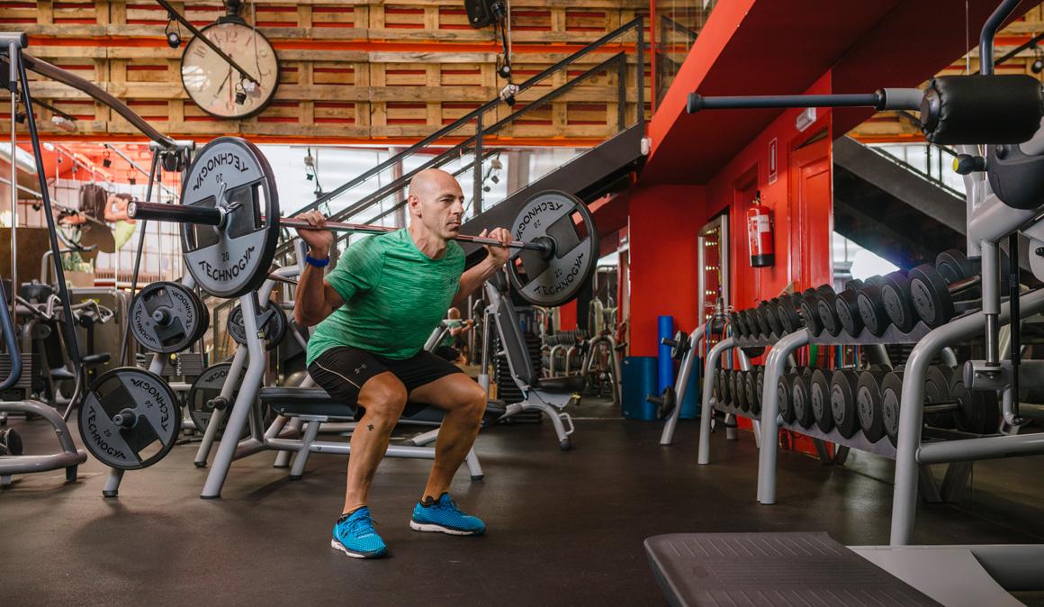 10 ejercicios imprescindibles para deportistas de más de 40