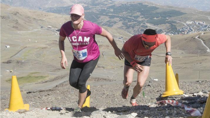 El kilómetro más vertical de Mireia Belmonte
