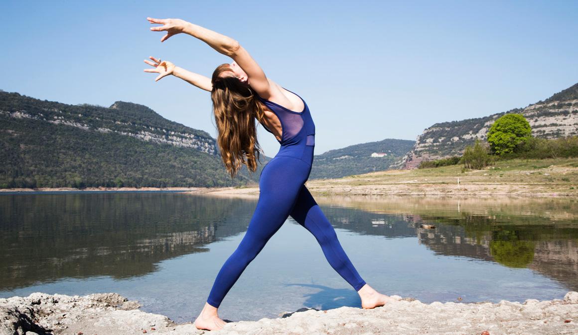 Los mejores conjuntos para tu clase de yoga