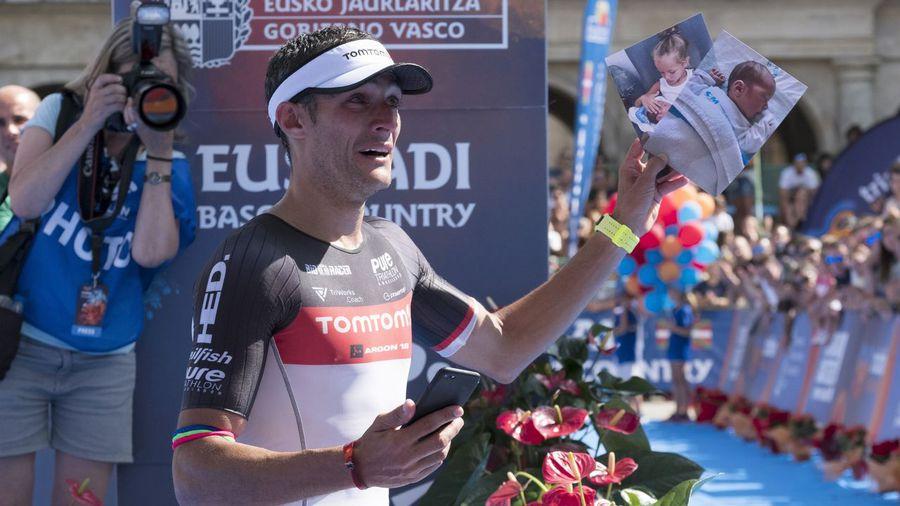 El mejor premio del mundo para el ganador del Triatlón de Vitoria