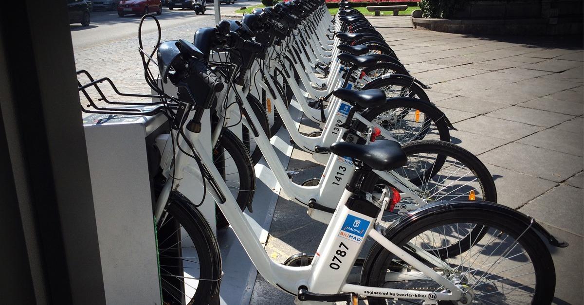 Muere atropellado un ciclista usuario del sistema de alquiler de bicis de Madrid