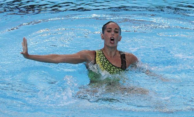 Ona Carbonell estrena el medallero de España en el Mundial de natación