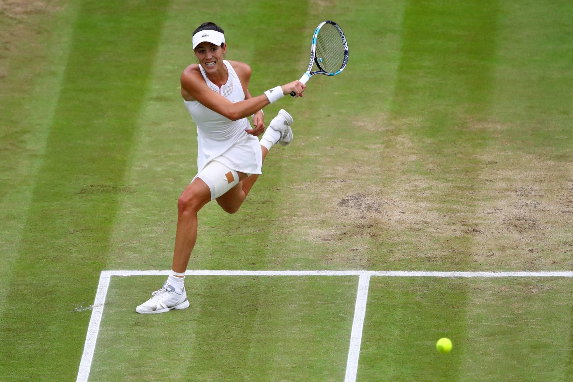 Garbiñe gana Wimbledon