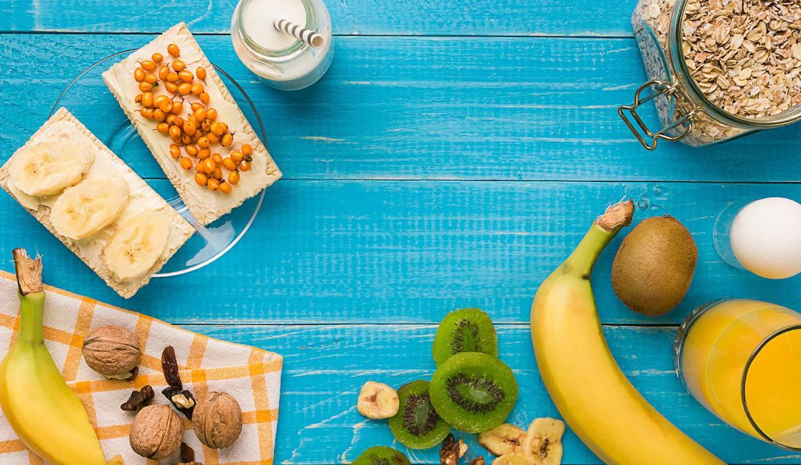 ¿Suspendes en desayunos? Claves nutricionales para desayunos deportivos