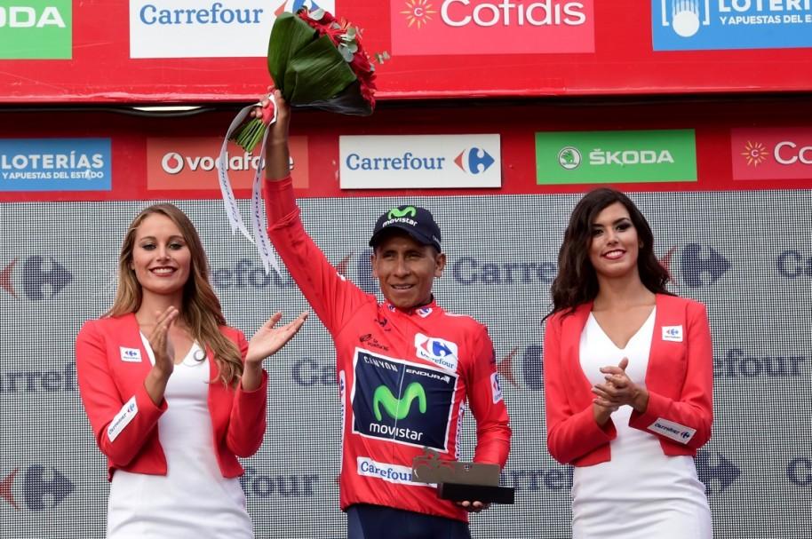 No más besos en la Vuelta