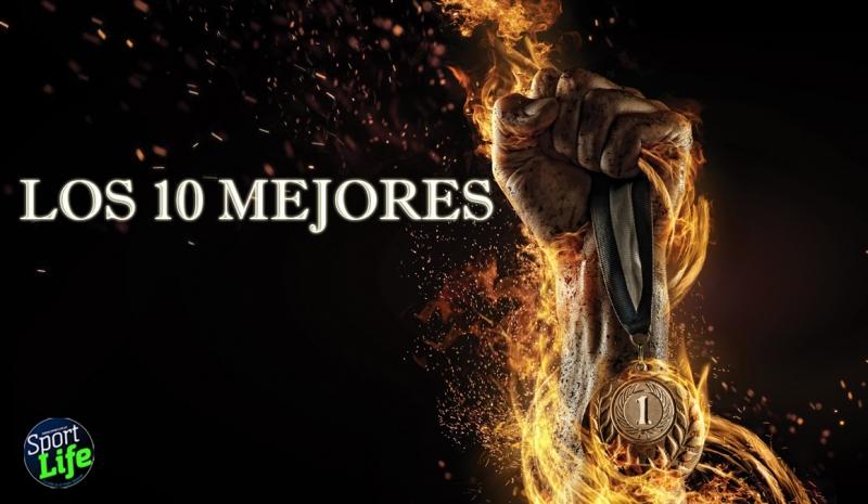 Los 10 mejores deportistas españoles, ¡vosotros habéis votado!