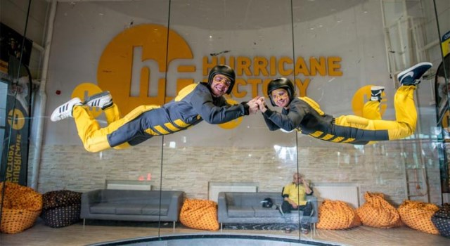 Inaugurado el mayor túnel de viento para indoor skydiving