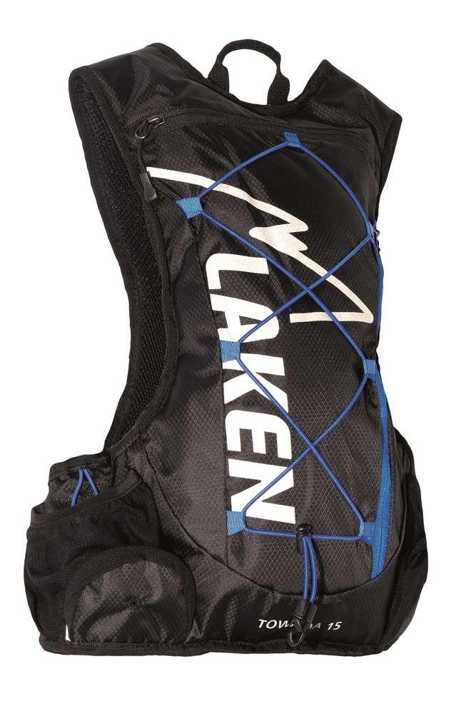 La mochila para correr por montaña y para mountain bike