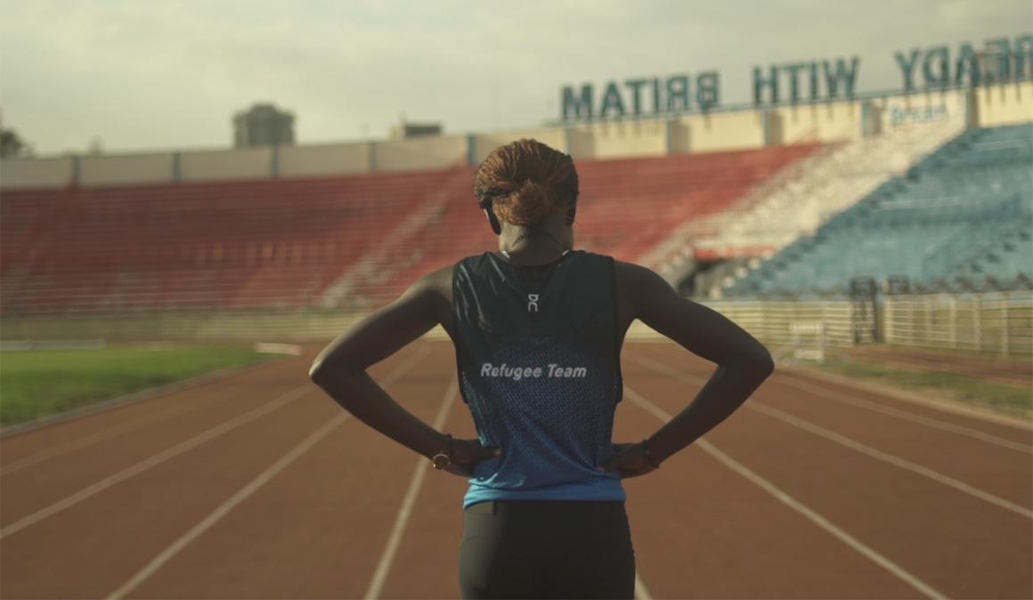 El equipo de atletas refugiados que competirá en Londres